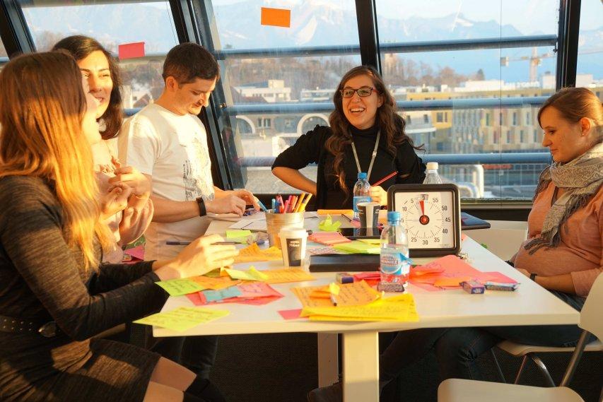 Nestlé Design Thinking Certification Programme